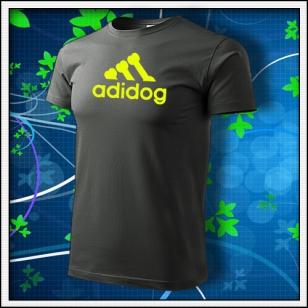Adidog - tmavá bridlica