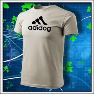 Adidog - ľadovosivé