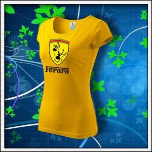 Ferara - dámske žlté