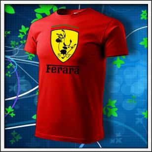 Ferara - červené