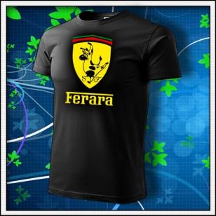 Ferara - čierne