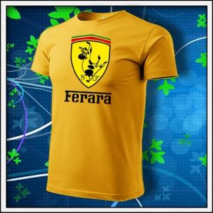 Ferara - žlté