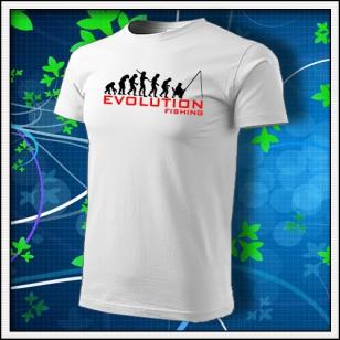 Evolution Fishing - biele