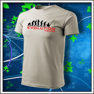 Evolution Fishing - ľadovosivé