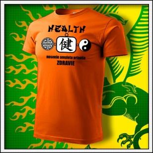 Amulet Zdravia - oranžové