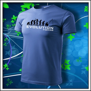 Evolution Fishing - svetlomodré
