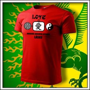 Amulet Lásky - červené