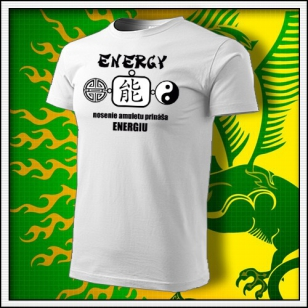 Amulet Energie - biele
