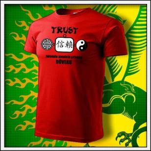 Amulet Dôvery - červené