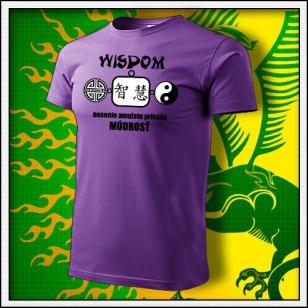 Amulet Múdrosti - fialové