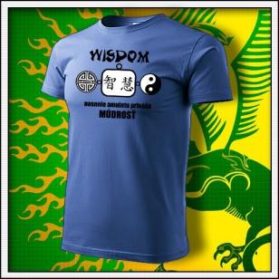 Amulet Múdrosti - svetlomodré