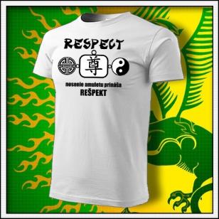 Amulet Rešpektu - biele