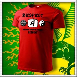Amulet Rešpektu - červené