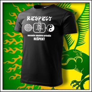 Amulet Rešpektu - čierne