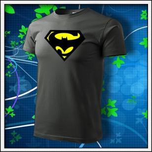 Super Batman - tmavá bridlica