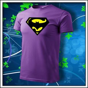 Super Batman - fialové