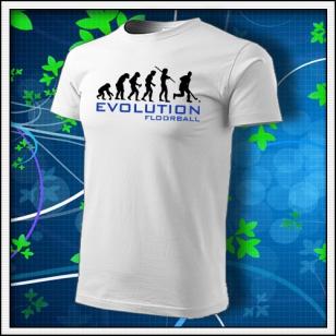 Evolution Floorball - biele