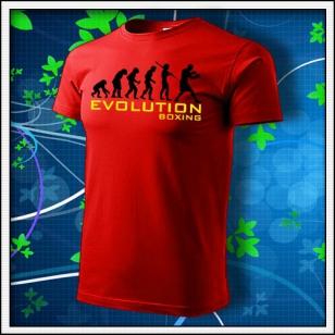 Evolution Boxing - červené