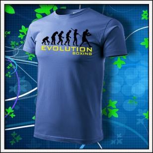 Evolution Boxing - svetlomodré