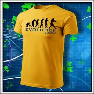 Evolution Boxing - žlté