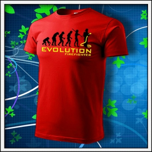 Evolution Firefighter - červené