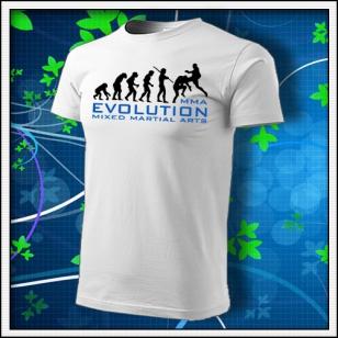 Evolution MMA - biele