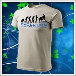 Evolution MMA - ľadovosivé