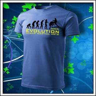 Evolution MMA - svetlomodré