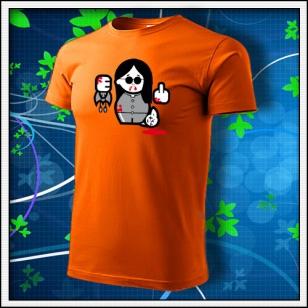 Ozzy Osbourne - oranžové