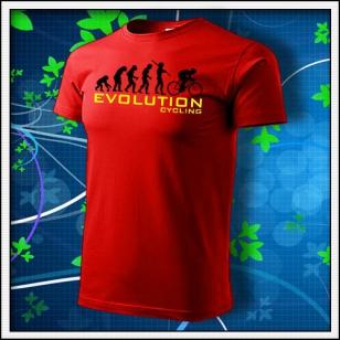 Evolution Cycling - červené