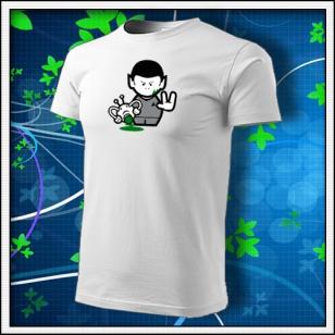 Spock - biele