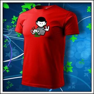 Spock - červené