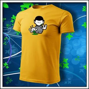 Spock - žlté