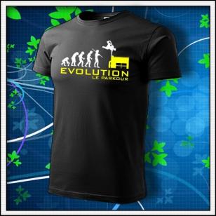 Evolution Le Parkour - čierne