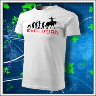 Evolution Vaulting - biele