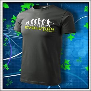 Evolution Baseball - tmavá bridlica
