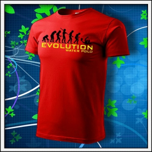 Evolution Water Polo - červené