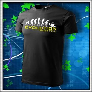 Evolution Water Polo - čierne