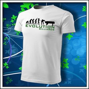 Evolution Billiards - biele
