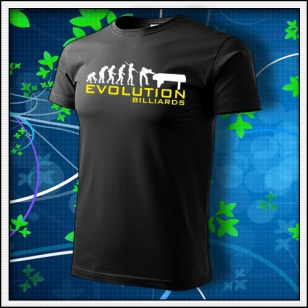 Evolution Billiards - čierne