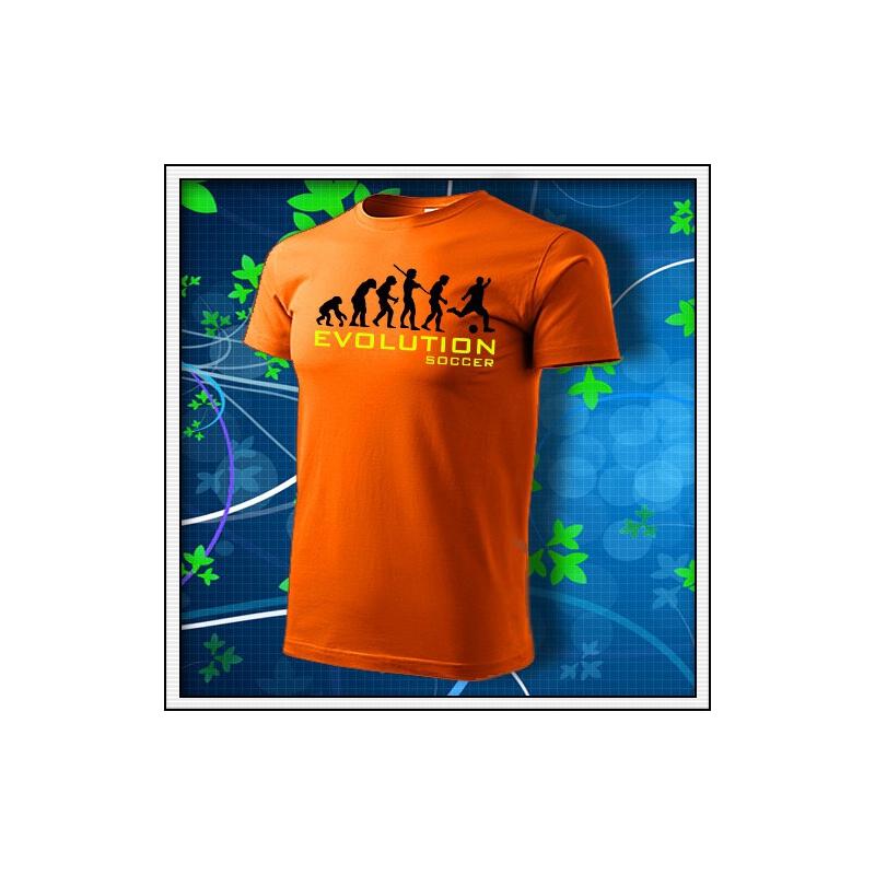 Evolution Soccer - oranžové