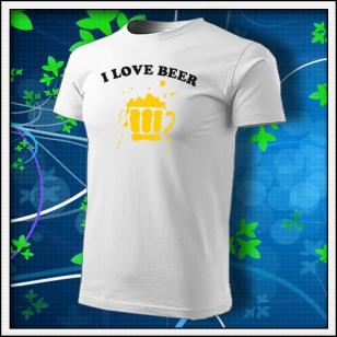 I Love Beer - biele