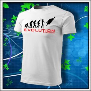 Evolution Superman - biele