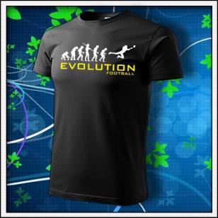 Evolution Football - čierne