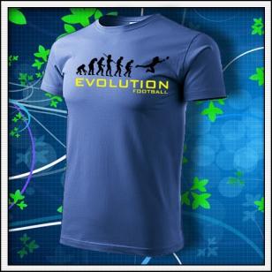 Evolution Football - svetlomodré