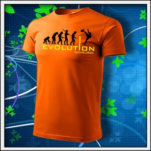 Evolution Nohejbal - oranžové