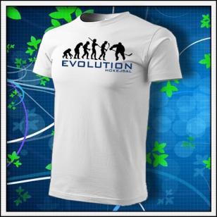 Evolution Hokejbal - biele
