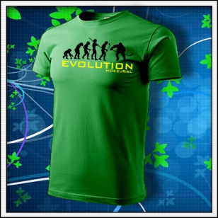 Evolution Hokejbal - trávovozelené