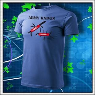 Army Knives - svetlomodré