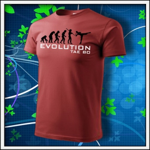Evolution Tae Bo - bordové